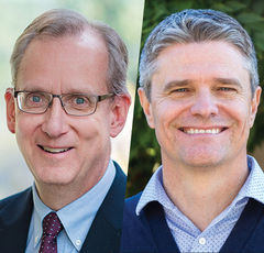 Board of Governors Renews Contracts with President Jeff Greenman and Academic Dean Paul Spilsbury